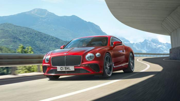 Official Bentley Motors Website Powerful Handcrafted