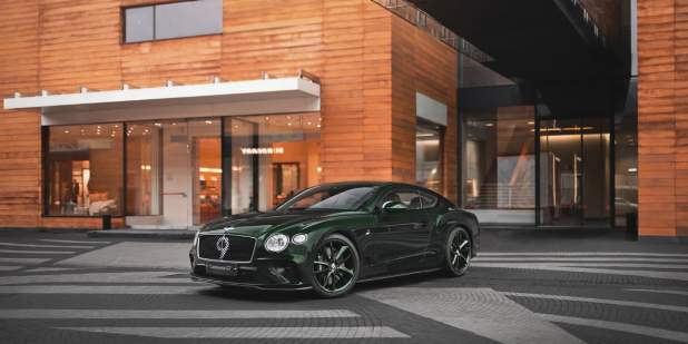 Bentley-Continental-GT-Number-9-Edition-in-Moscow-front-three-quarter-outside-shop-1398x699-min.jpg